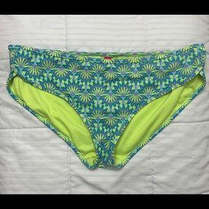 Victoria's Secret Hipster/Boyshort Swim Bottoms